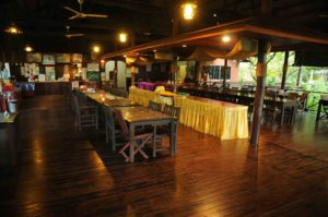4.Kinabatangan Riverside Lodge's Restaurant