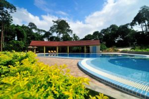 4.Swimming pool